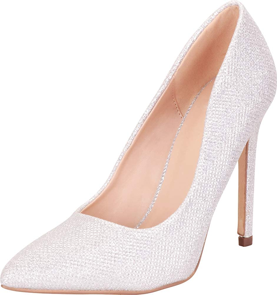Cambridge Select Women's Classic Finally popular brand Pointed Stiletto Closed Toe Hig Charlotte Mall