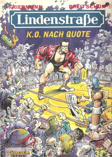 Das Geheimnis der Lindenstraße 5: K.O. nach Quote (Comic)