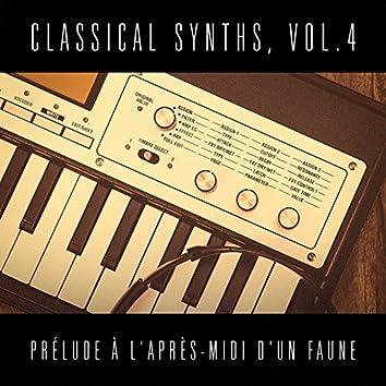 Classical Synths, Vol. 4 : Prélude à l'après-midi d'un faune (Claude Debussy)