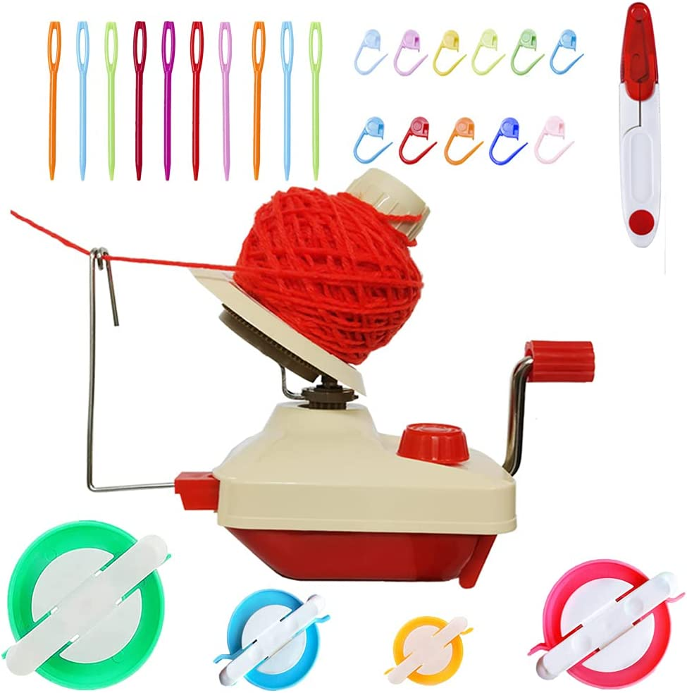 Yarn Ball It is very popular Winder Convenient for Swift and 25% OFF