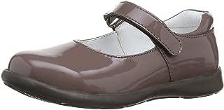 Andes Gris Pardo Patentar Niño Mary Jane Zapatos