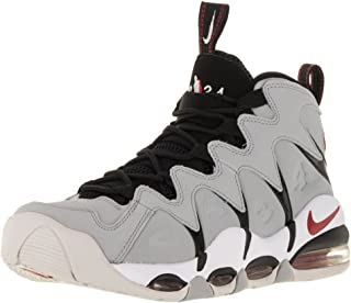 Nike AIR MAX CB34 Basketball Shoes Wolf Grey Varsity RED Neutral Grey 414243 003