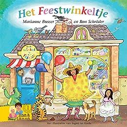 Het Feestwinkeltje (Winkeltjes-serie) (Dutch Edition) eBook ...