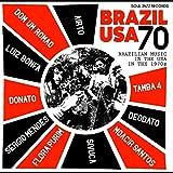 Brazil Usa 70 - Brazilian Music In The Usa In The 1970s 2Lp [Vinilo]