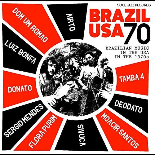 Brazil Usa 70 - Brazilian Music In The Usa In The 1970s Cd