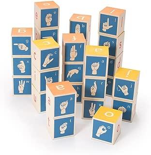Best sign language alphabet blocks Reviews