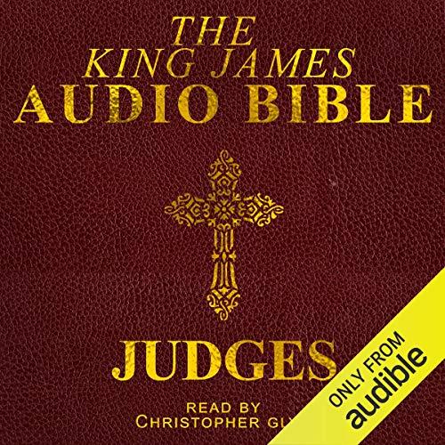 Judges audiobook cover art