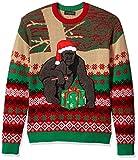 Blizzard Bay Men's Ugly Christmas Sweater Gorillas, Green, XX-Large