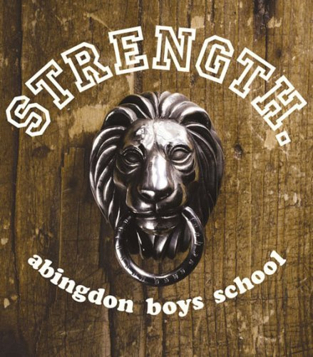 [画像:STRENGTH.(ltd.ed.) by ABINGDON BOYS SCHOOL (2009-02-25)]