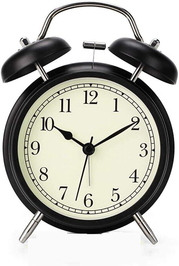 Desk Table Clock Metal Mechanical Dial Alarm with Quartz Low 5 popular price