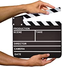 The Take Two Journal - Movie Clapperboard Slate: 150 page lined notebook/diary