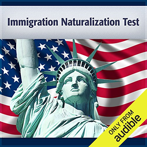 Immigration Naturalization Test audiobook cover art