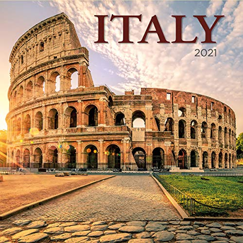 Turner Photo Italy 2021 Photo Wall Calendar (21998940032)