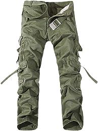 Pantalon Cargo Grande Taille Dynamovolition pour H