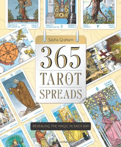 spread tarot book 365 Tarot Spread Revealing Magic