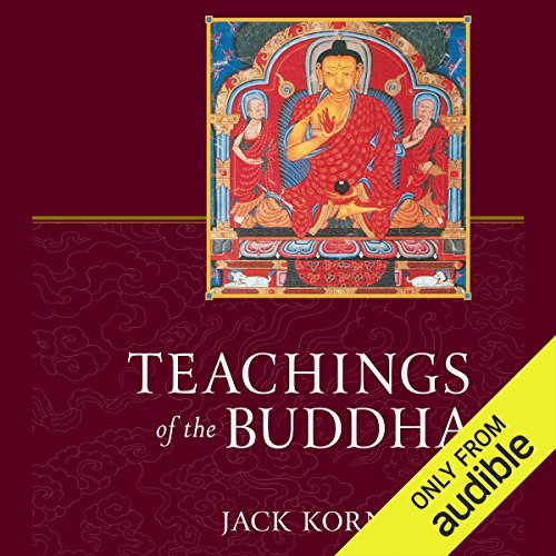 Teachings of the Buddha audiobook cover art