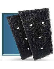 Plemont 481010716911 - Set di 2 filtri per asciugatrice per Bauknecht, Privileg & Whirlpoo
