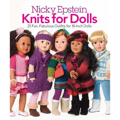 Crochet Doll Set | FaveCrafts.com | 500x500