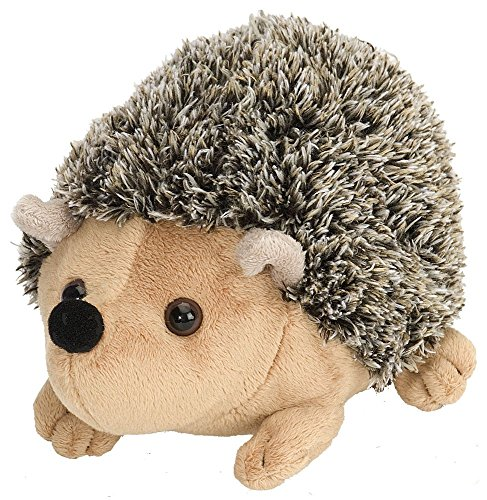 "Wild Republic Hedgehog Plush, Stuffed Animal, Plush Toy, Gifts for Kids, Cuddlekins, 8"", Multi (13430)"