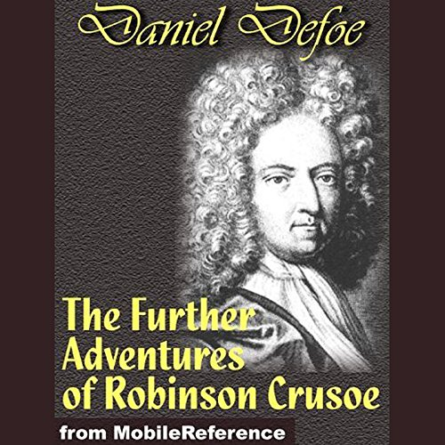The Further Adventures of Robinson Crusoe cover art