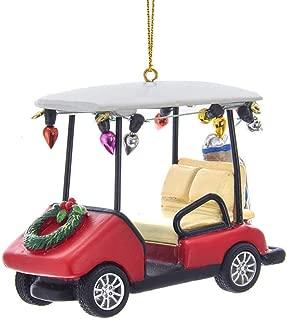 Best golf cart christmas ornament Reviews