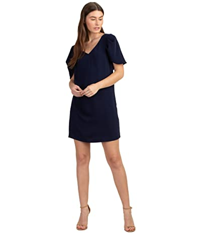 Trina Turk Sidewalk Dress (Indigo) Women