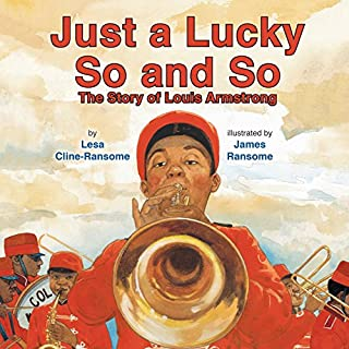 Just a Lucky So and So audiobook cover art