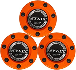 Mylec Official Roller Hockey Game Puck