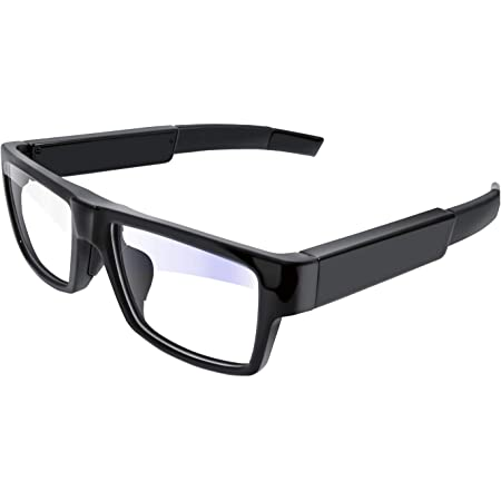 匠ブランド メガネ型 スパイカメラ アクションカメラ ウエアラブルカメラ 小型カメラ だてメガネ型 ビデオ カメラ 16GB内蔵「SPEye Gorilla」(エスピーアイ ゴリラ)