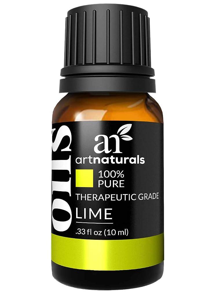 ArtNaturals 100% Pure Lime Essential Oil - 10 ml - Therapeutic Grade
