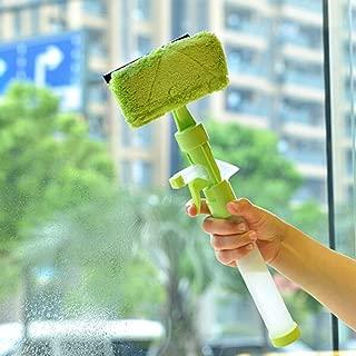 Window Brush - Airbrush Glass Wiper Window Brush Cleaner Car Wizard Washing Magnetic Multifunction Spray Type - Tool Brush Wiper Drill Wizard Squeegee Glass Window Wtih Snow Cleaner Scraper