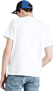 Levi's Men's Relaxed Baby Tab T-Shirt, White