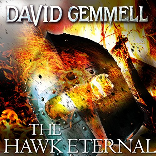 The Hawk Eternal audiobook cover art