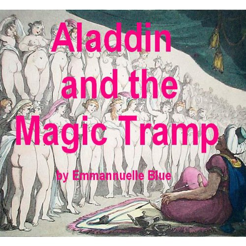 Aladdin And The Magic Tramp audiobook cover art