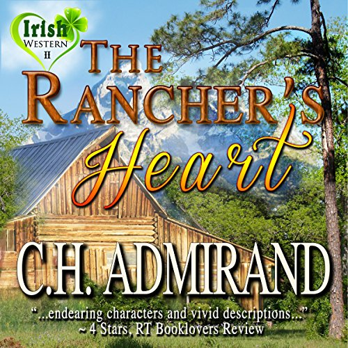 The Rancher's Heart audiobook cover art