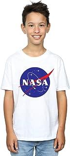 Nasa niños Classic Insignia Logo Camiseta