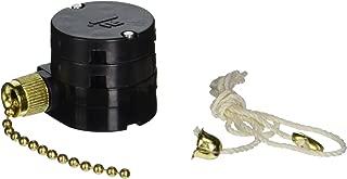 Westinghouse Lighting #77075 3 Speed Fan Switch