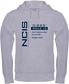 CafePress NCIS Gibbs' Rule #3 Sweatshirt