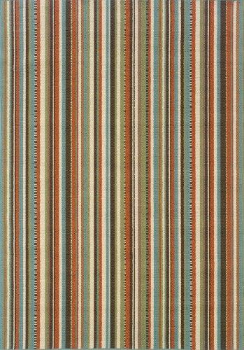 Montego 6996C Bereich Teppich, Polyester, grün, 9 Inches X 9 Inches