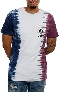 Vans T-Shirt Classic, OTW (XL, Peace dyed Dress Blue)
