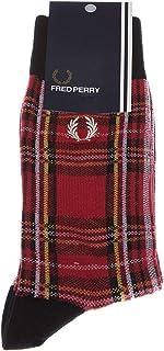 Socks Mid-high - 1 pair - Seamless - Fancy - Coton - royal stewart/tartan socks