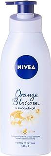 NIVEA Body Orange Blossom & Avocado Oil in Lotion, 400 milliliters