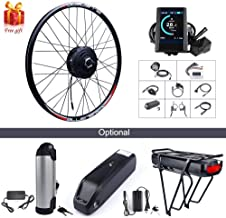 BAFANG 500W 48V Hub Motor Electric Bike Conversion Kit for Kinds of Bicycle 20
