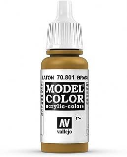 Vallejo Brass Paint, 17ml