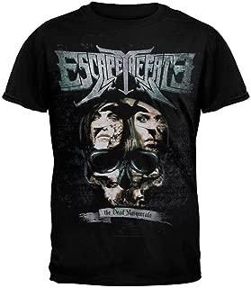 Escape The Fate - Mens Brain Dead Tour T-shirt Large Black