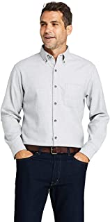 Lands' End Traditional Fit Flagship Flannel Shirt