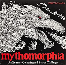 Mythomorphia by Kerby Rosanes - Extreme Colouring
