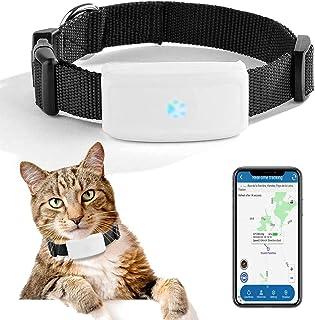 ZEERKEER ペットGPSトラッカー 犬のGPS追跡 ペットファインダー GPS犬の首輪アタッチメント ロケーター 防水 アクティビティモニター 追跡デバイス 犬 猫 ペット 子供 年配者用