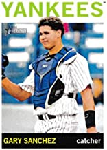 2013 Topps Heritage Minor Leagues #69 Gary Sanchez MLB Baseball Card NM-MT