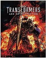 トランスフォーマー/ロストエイジ ブルーレイ+DVDセット スチールブック仕様【ツタヤ限定】(Blu?ray Disc)